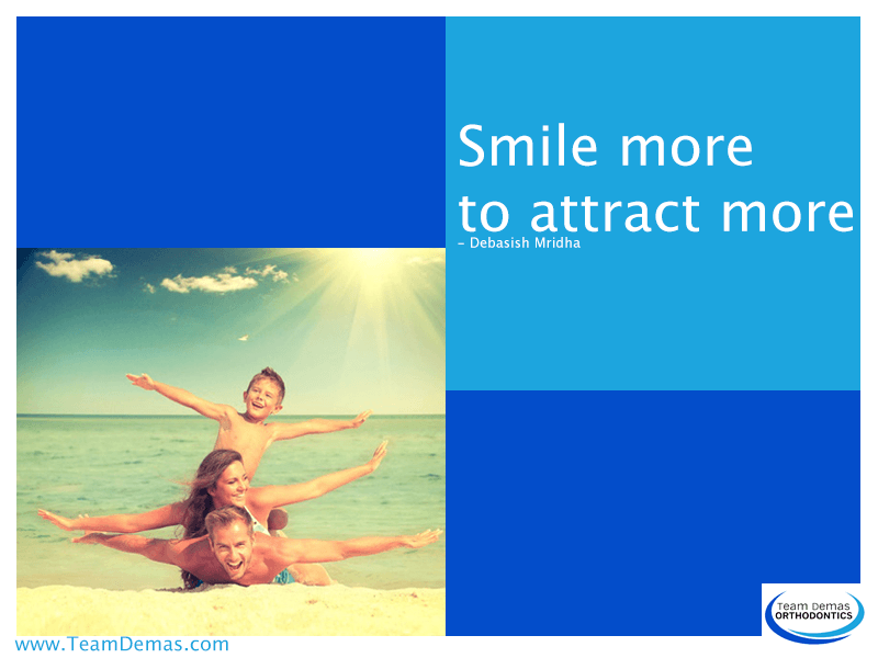 Smile More to Attract More