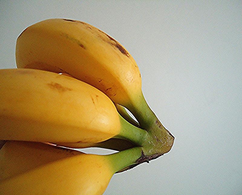 Teeth-friendly Fruits & Vegetables No. 4: Bananas