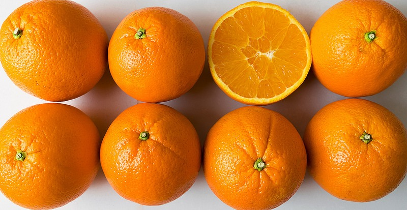 Teeth-Friendly Fruits & Vegetables No. 6: Orange