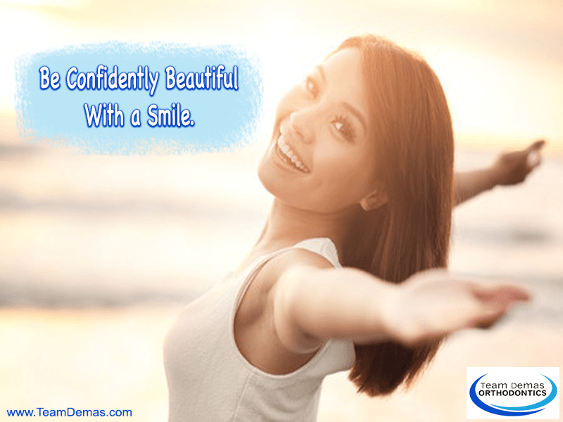 Be Confidently Beautiful With a Smile